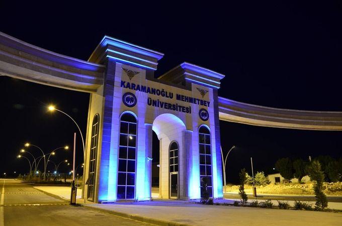 Karamanoğlu Mehmetbey Üniversitesi 38 öğretim üyesi alacak