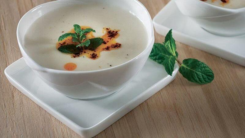 Masterchef sarımsak çorbası nasıl yapılır? Sarımsak çorbası tarifi