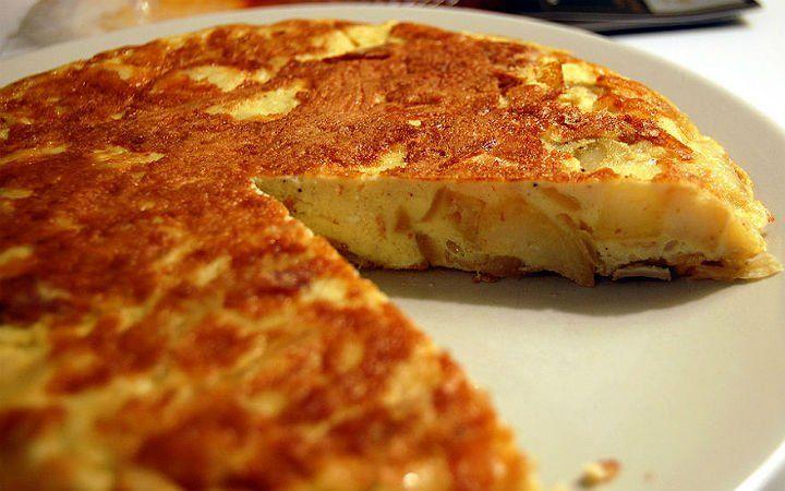 İspanyol Omleti tarifi! İşte enfes İspanyol omleti yapılışı, malzemeleri...