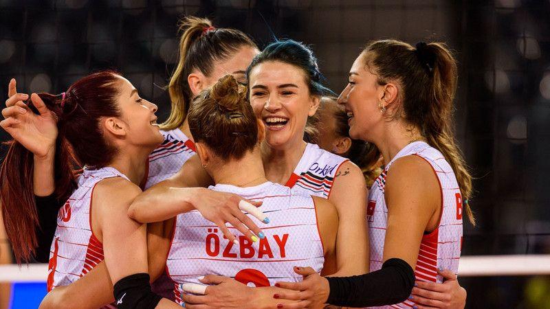 Türkiye-Çekya voleybol maçı ne zaman? Hangi kanalda?
