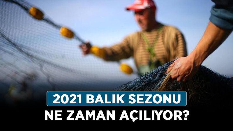 2021 balık sezonu ne zaman açılıyor? Av sezonu hangi tarihte açılacak?
