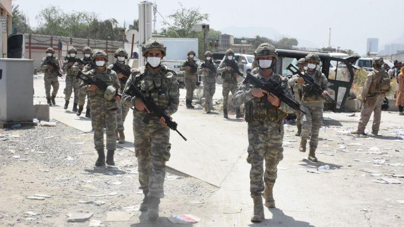 İlk asker kafilesi Türkiye'de!