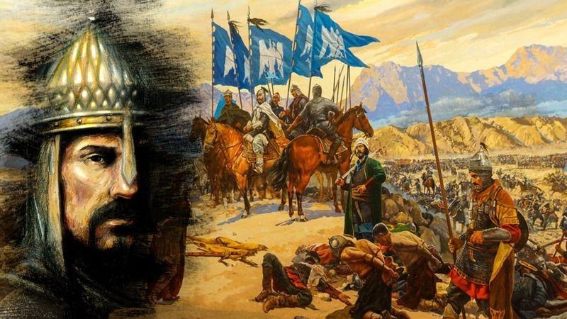 950. yıl dönümünde Malazgirt Zaferi