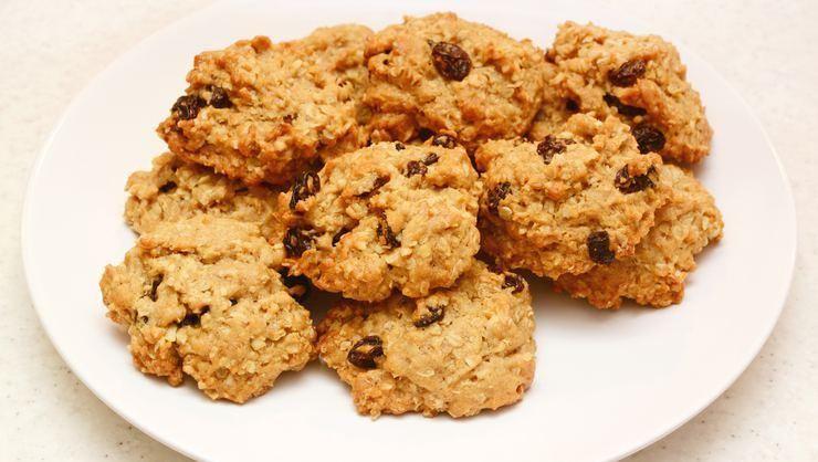 Perişan kurabiye tarifi! En kolay üzümlü perişan kurabiye nasıl yapılır?