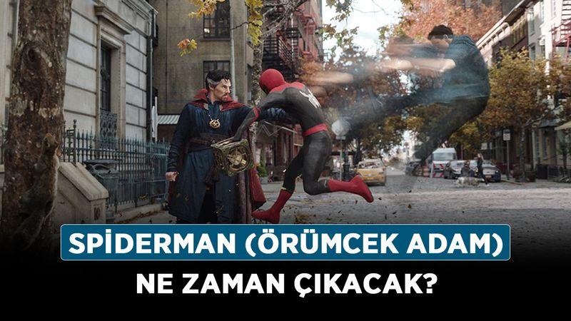 Spiderman No Way Home ne zaman çıkacak? Spiderman No Way Home vizyon tarihi nasıl?