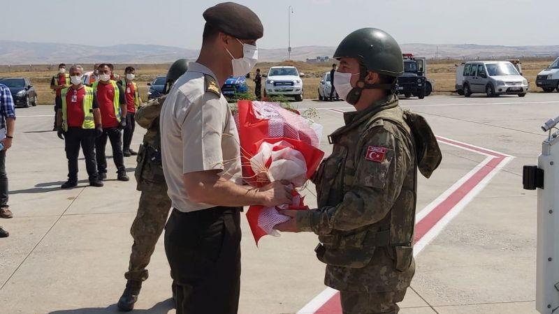 """MSB: """"TSK personelimizin tahliyeleri tamamlandı"""""""