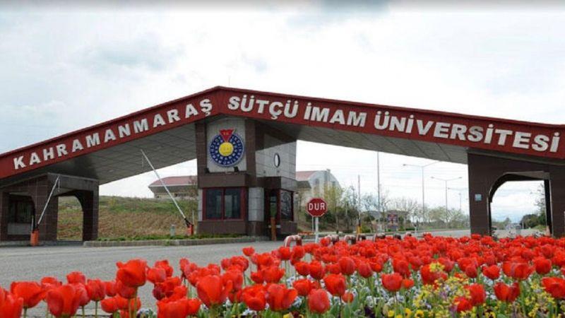Kahramanmaraş Sütçü İmam Üniversitesi Öğretim Görevlisi alıyor