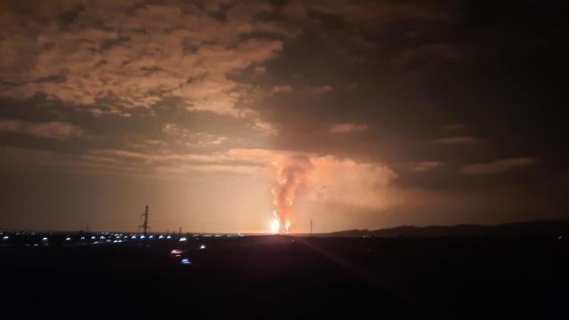 Kazakistan'da patlama: Ölü ve yaralılar var