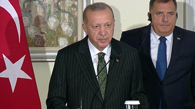 Cumhurbaşkanı Erdoğan: DEAŞ'a karşı en güçlü mücadeleyi biz verdik