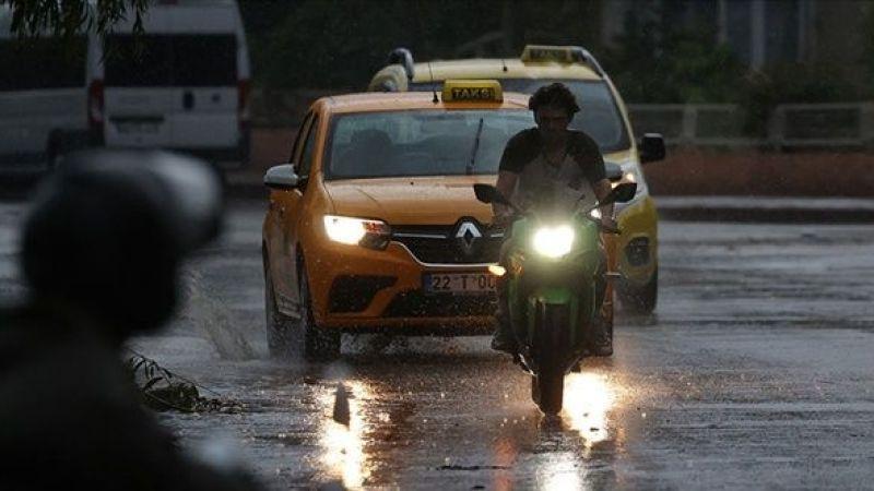 Dikkat! Meteoroloji uyardı: Sağanak yağış geliyor