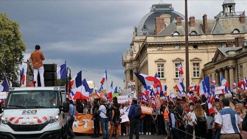 Fransa'daki protestolar 7 haftadır devam ediyor