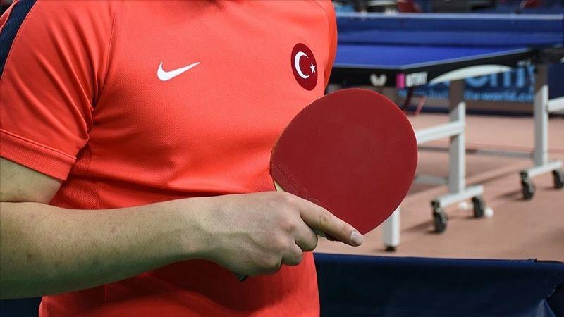 Tokyo 2020'de masa tenisinde 3 madalya birden