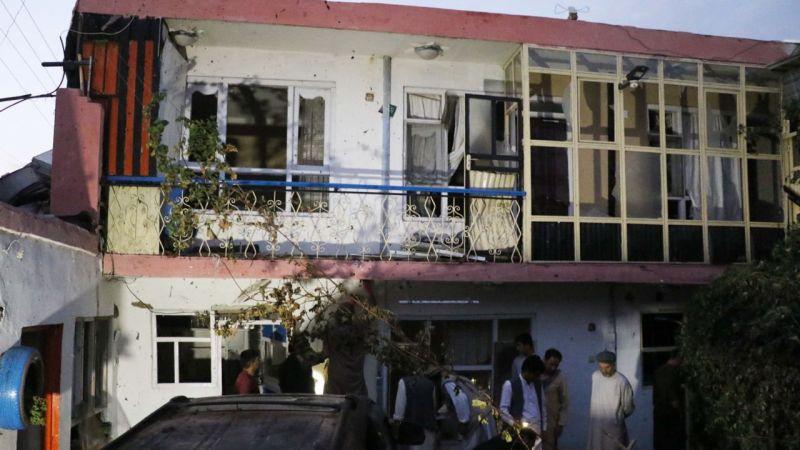 Afganistan'ın başkenti Kabil'de şiddetli patlama meydana geldi