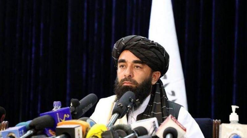 """Taliban sözcüsü: """"Türk halkı ve devleti bizim dostumuzdur"""""""