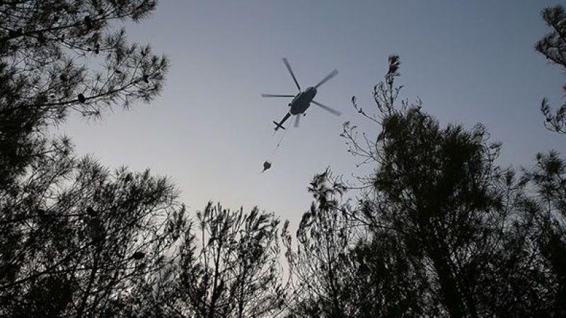 6 ildeki orman yangıları kontrol altına alındı