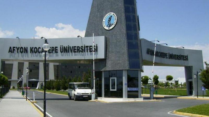 Afyon Kocatepe Üniversitesi 1 Öğretim Üyesi alıyor