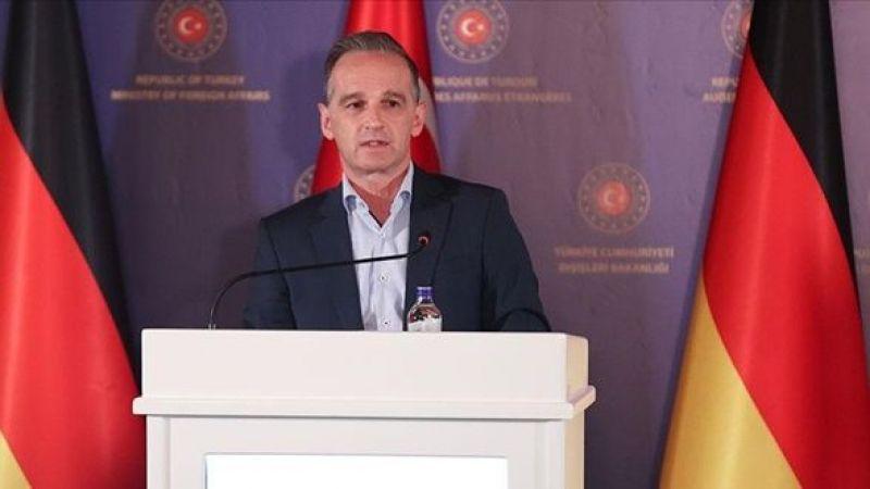 Almanya Dışişleri Bakanı Maas: Taliban'la görüşeceğiz