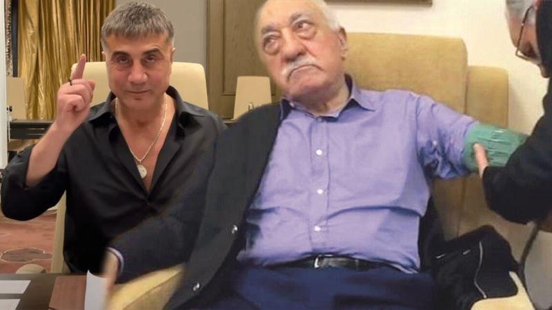 """""""BAE, Sedat Peker ve 3 FETÖ'cü subayı Türkiye'ye teslim edecek"""""""