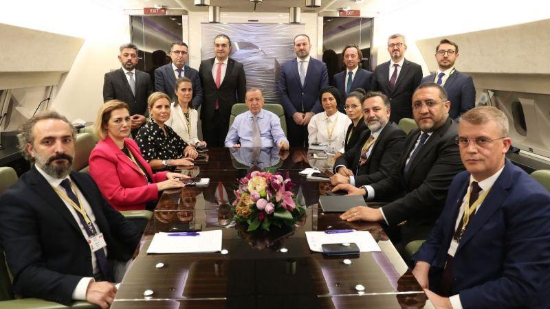 Cumhurbaşkanı Erdoğan, Bosna ve Karadağ ziyareti dönüşü bölgede Türkiye'nin rolünü anlattı: Türkiye Balkanlarda arabulucu olabilir