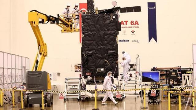 TUSAŞ, ikinci uydu ihracatına hazırlanıyor