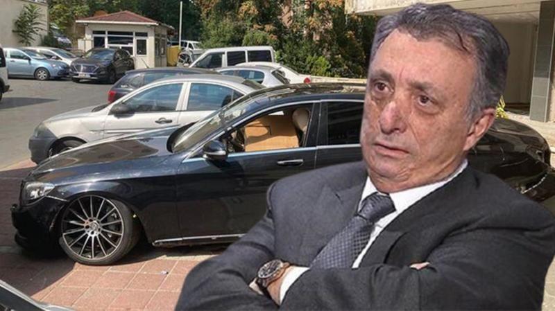 Ahmet Nur Çebi'nin çalınan aracı bulundu