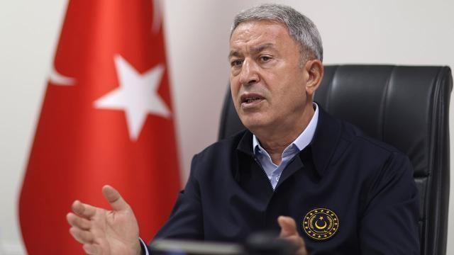 Bakan Akar'dan Kabil Havalimanı açıklaması