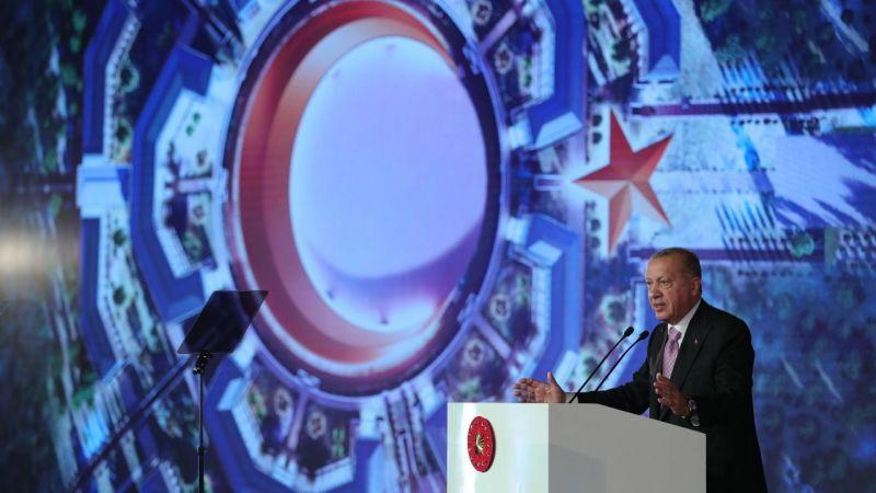 Cumhurbaşkanı Erdoğan: Artık 'ne verirsin' demeyeceğiz, 'ne alırsın' diyeceğiz