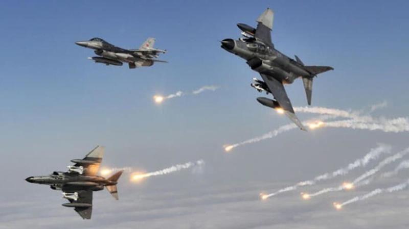Irak'ın kuzeyinde 3 PKKlı etkisiz hale getirildi
