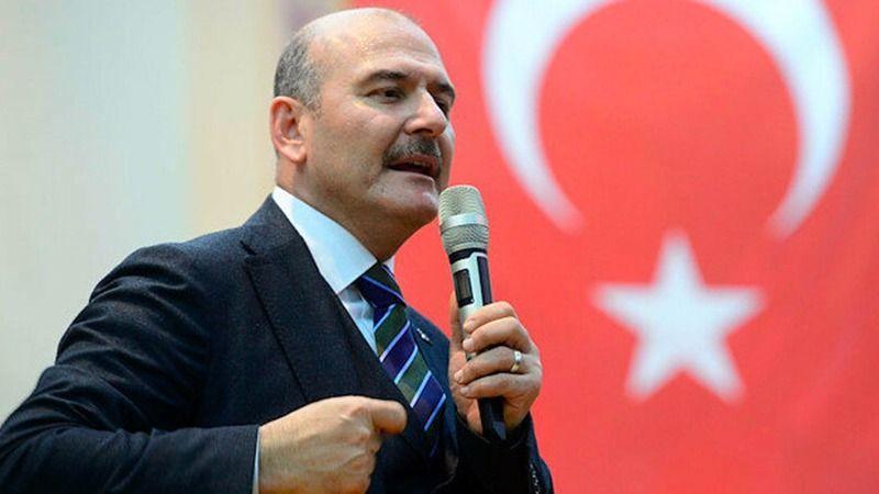 İçişleri Bakanı Soylu 30 Ağustos Zafer Bayramı mesajı yayınladı
