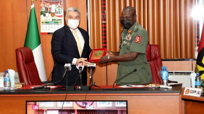Nijerya kuvvet komutanı: Türk savunma sanayii ürünlerinden çok memnun kaldık
