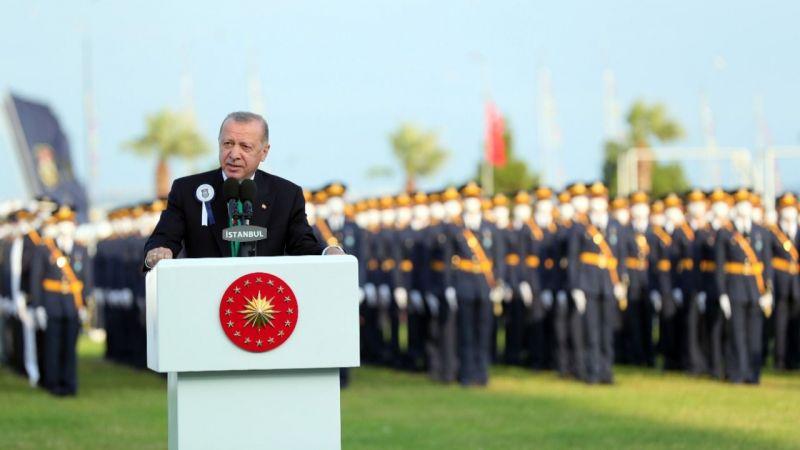 Cumhurbaşkanı Erdoğan: TSK, küresel düzeyde takdirle takip edilen bir konuma ulaşmıştır