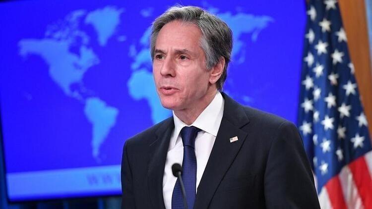 ABD Dışişleri Bakanı Blinken, Kabil'deki diplomatik varlıklarını askıya aldıklarını açıkladı