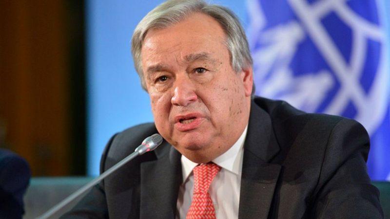 """BM Genel Sekreteri : """"Yeni bir döneme giren Afganistan'da insani felaket kapıda"""""""