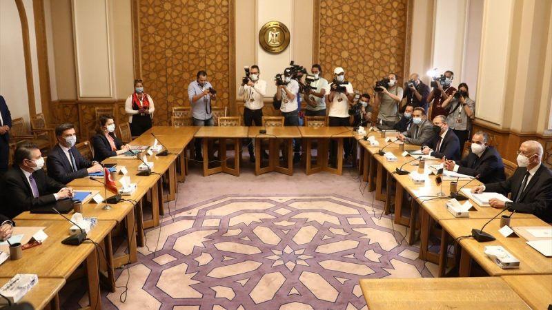 BAE'nin ardından Mısır'la ikinci görüşmenin tarihi belli oldu