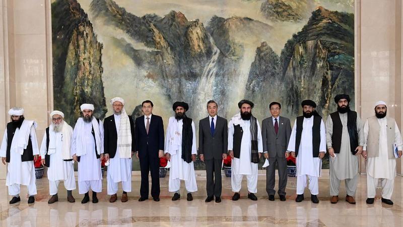 Doha'da Afganistan zirvesi: Çin, Taliban'la Katar'da görüştü!