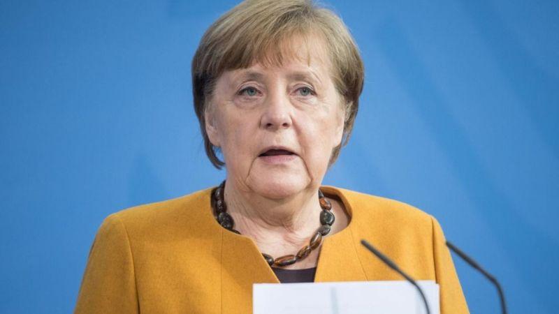 Merkel: Kabil havalimanı Afganistan için hayati önem taşıyor