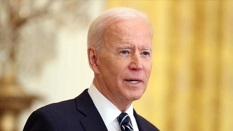 """Biden: """"Afganistan'daki 20 yıllık askeri varlığımız bitti"""""""