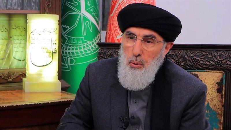 Eski Afganistan Başbakanı Hikmetyar, Taliban'ın kuracağı hükümete destek vereceğini söyledi