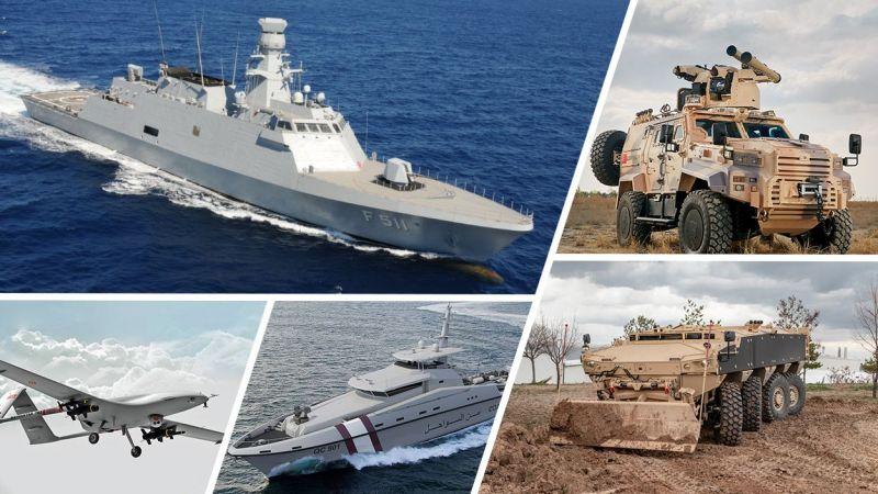 Hedef 11 milyar dolar: Türkiye'nin savunma ihracatı Milli Teknoloji Hamlesiyle hız kazandı