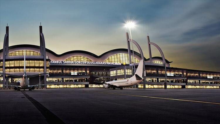 Sabiha Gökçen Havalimanı'nda 8 ayda yolcu sayısı 15 milyona dayandı