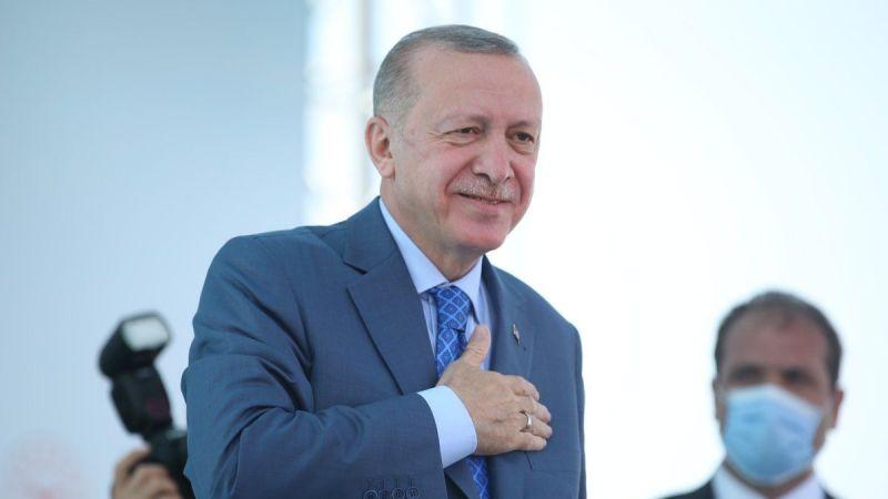 Cumhurbaşkanı Erdoğan: Enerjide ülkemizi inşallah daha da ileri götüreceğiz