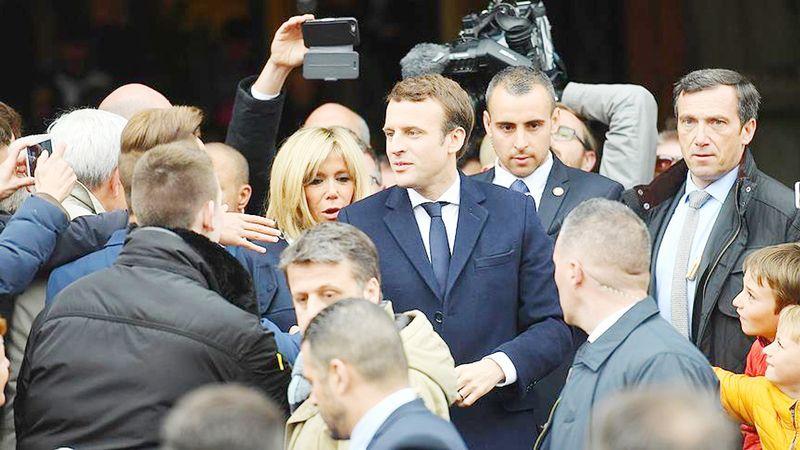 Avrupalı Macron'u istemiyor