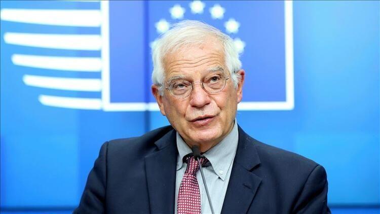 AB Yüksek Temsilcisi Borrell: Taliban'ı tanımasak bile ilişki kurmalıyız