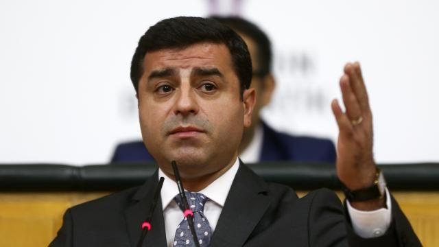 Demirtaş'tan CHP'ye ittifak resti