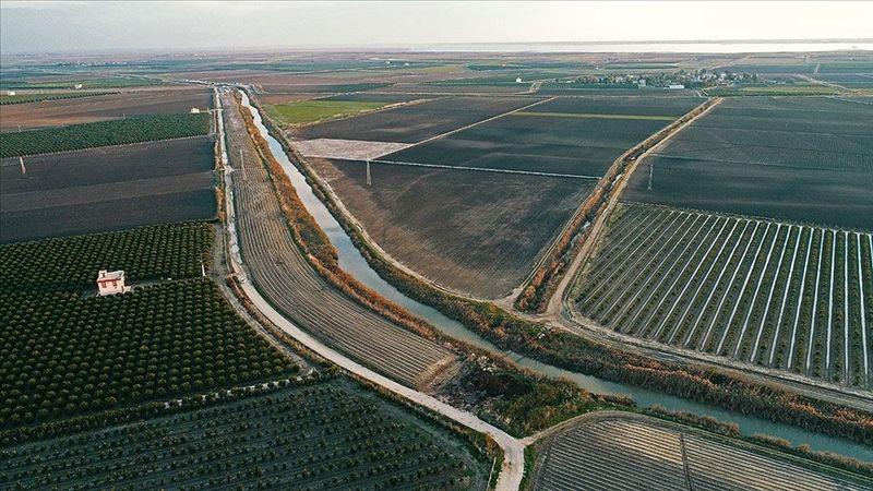 Tarımda fazla su tüketiminin önüne geçilecek