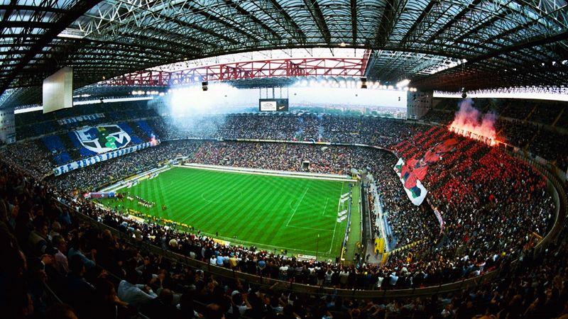 Giuseppe Meazza stadyumu nerede, hangi ülkede?