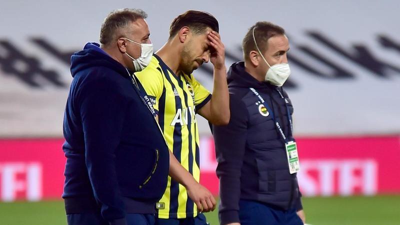 Fenerbahçe'de sakatlık kabusu!