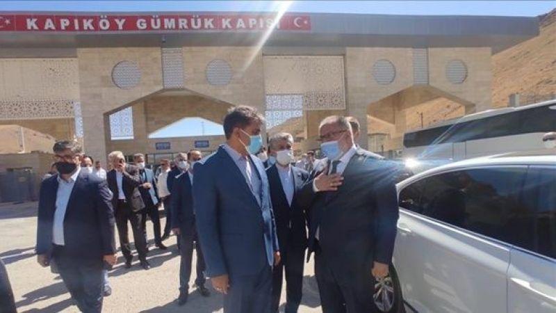 19 aydır kapalı olan Kapıköy sınır kapısı açıldı