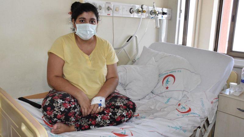 Aşı olmayan hamile kadın, virüsü ağır atlattı