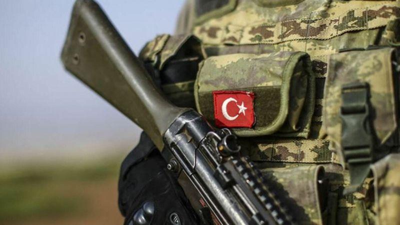 Pençe Kaplan bölgesinde 2 PKK'lı terörist etkisiz